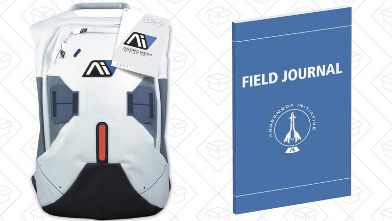 Mass Effect Andromeda Pathfinder Edition Game Guide, $78