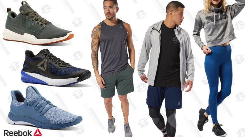 Restock Your Workout Gear With Reebok s Extra 50% Off Sale 5c21d6cf2