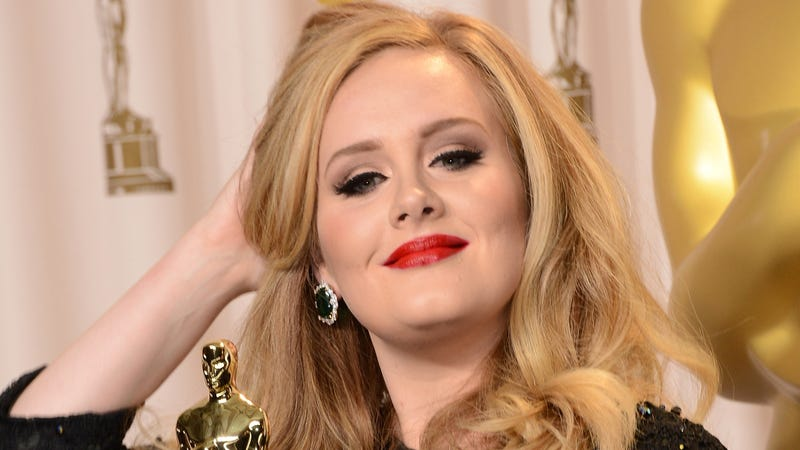 Illustration for article titled Protect Your Heart:Adele Is Back, Reportedly Books SNL and TheToday Show
