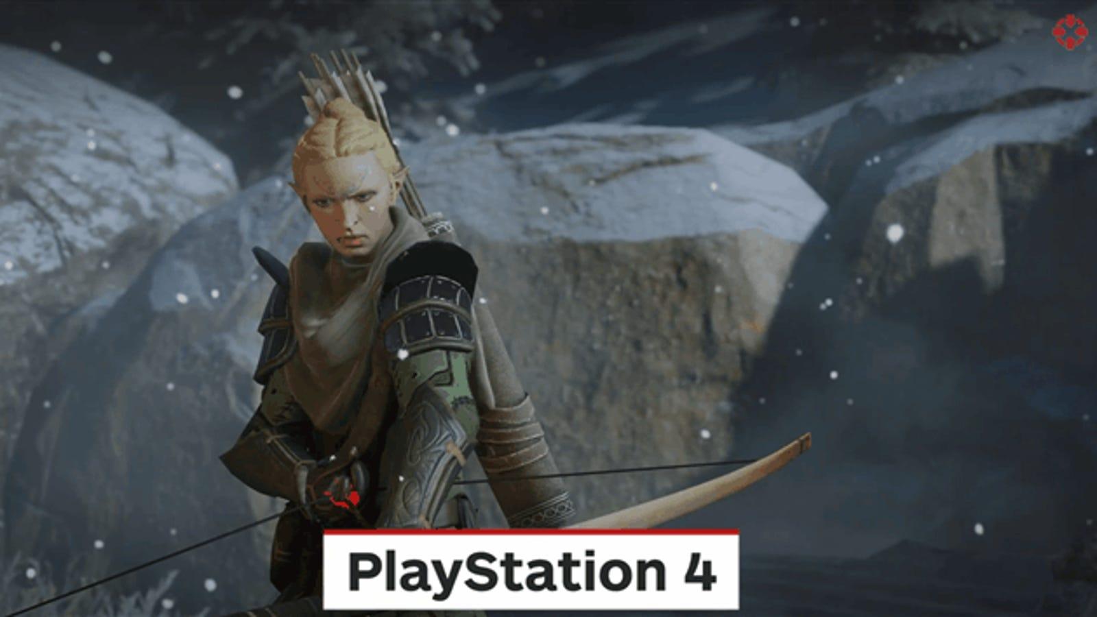 Dragon age inquisition on pc vs ps4 vs xbox one - Console dragon age inquisition ...