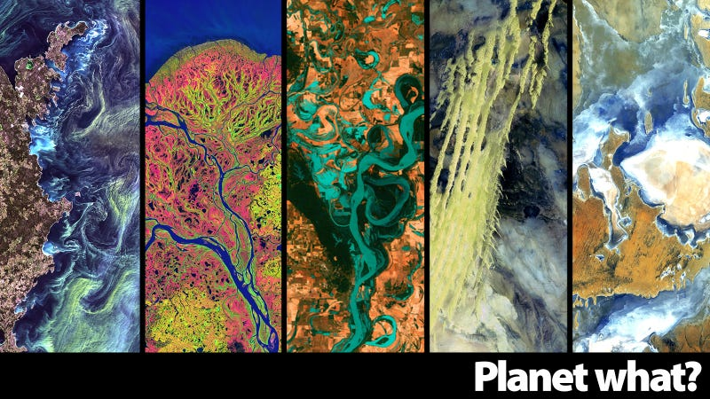 Illustration for article titled The Five Most Beautiful Photographs of Earth According to NASA