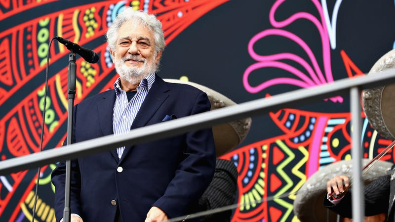 Illustration for article titled 'How Do You Say No To God?': Opera Star Placido Domingo Accused of Sexually Harassing Women Colleagues For Decades