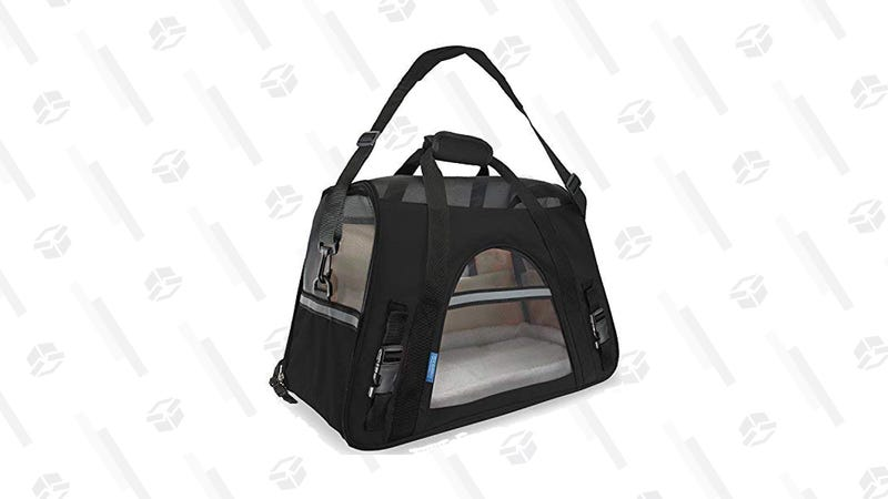 Paws & Pals Airline-Approved Pet Carrier (Small) | $10 | AmazonPaws & Pals Airline-Approved Pet Carrier (Large)| $15 | Amazon
