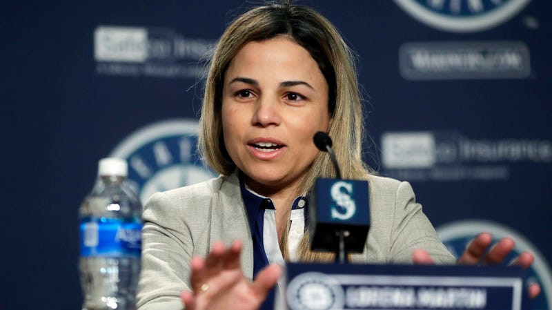 """Illustration for article titled Ex-Mariners Employee Lorena Martin Says Mariners Bosses Called Latino Players """"Lazy"""" And """"Stupid"""""""