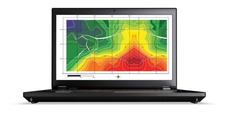 Illustration for article titled 64GB de RAM y SSD de 1TB: así son los bestiales nuevos laptop de Lenovo