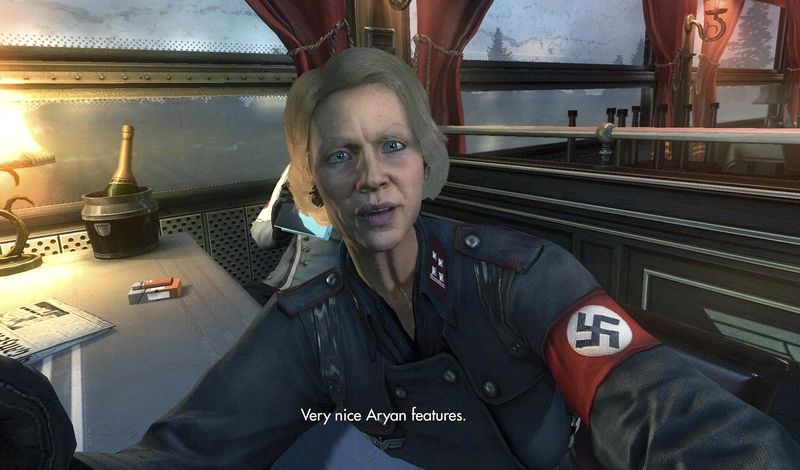 Illustration for article titled It's A Good Time To ReplayWolfenstein: The New Order