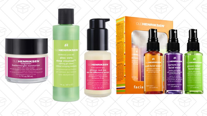50% off select products