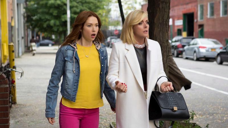 Ellie Kemper, Jane Krakowski (Netflix)