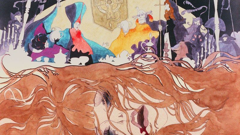 Illustration for article titled The animated psychosexual freak-out Belladonna Of Sadness is a major re-discovery
