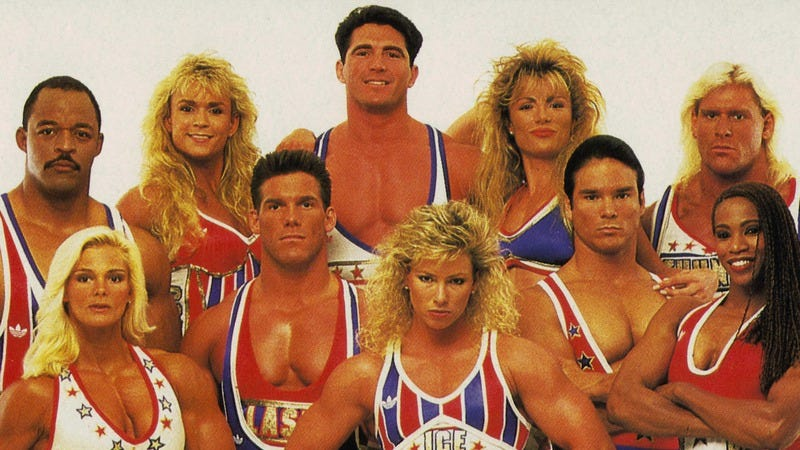 Illustration for article titled American Gladiators gave misfit athletes a second chance to be champions