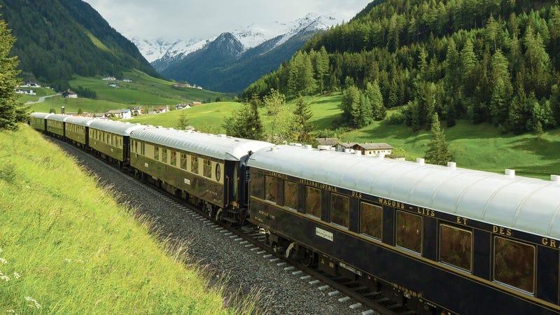 Las 12 rutas de tren más pintorescas del mundo
