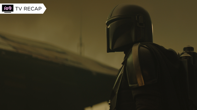 The Mandalorian s Grandest Episode Yet Uncovers Old Friends, and Older Pains