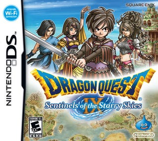 Illustration for article titled Dragon Quest IX Comes Stateside In July