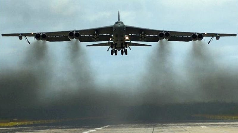 Illustration for article titled Once Again The USAF Is Looking To Re-Engine Its B-52 Fleet
