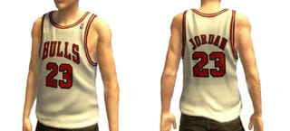 Illustration for article titled Give Your Avatar A Free Jordan Jersey