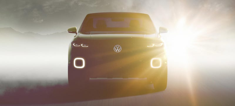 Illustration for article titled And So Volkswagen's 'Broad SUV Offensive' Begins