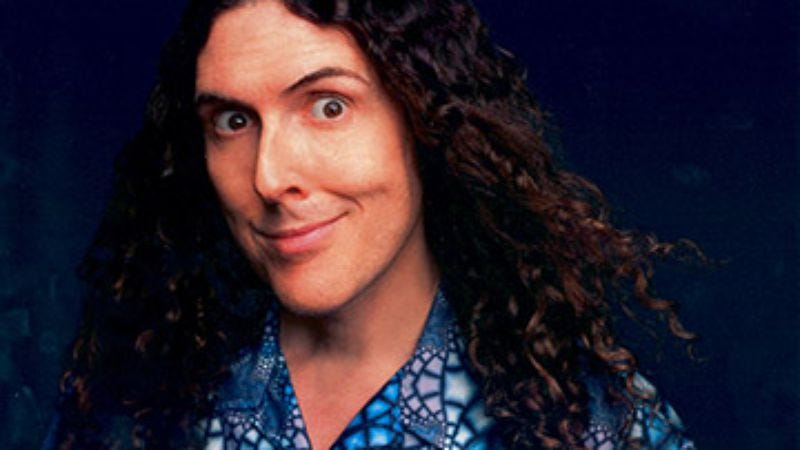 """Illustration for article titled Random Rules: """"Weird Al"""" Yankovic"""