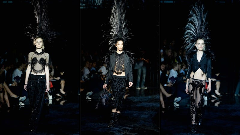 Marc Jacobs' Final Show for Louis Vuitton Was a Thing of ...
