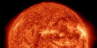 Contempla en este timelapse 4K la mayor mancha solar en 24 años