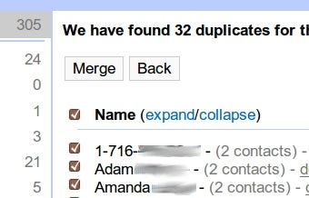 Illustration for article titled Google Contacts Can Kill Duplicates in Bulk