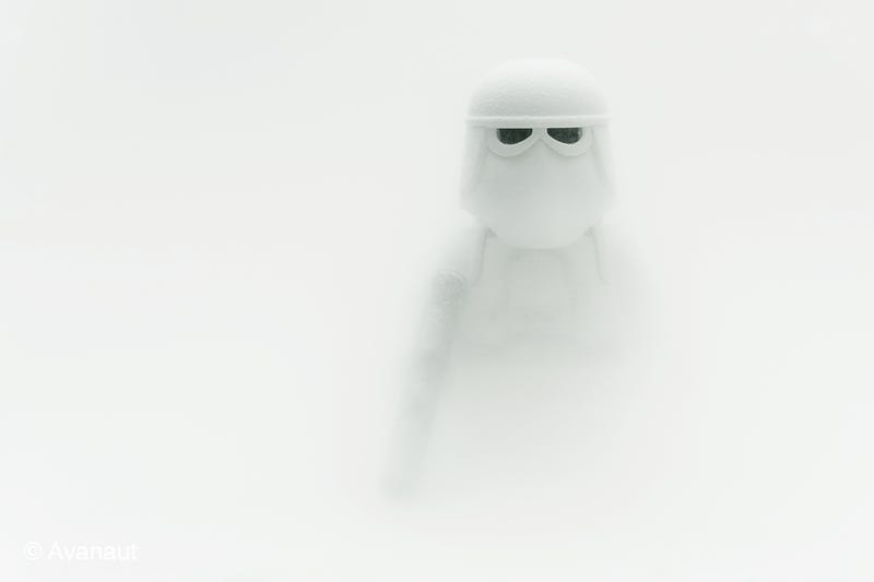 Illustration for article titled Lego Hoth Gallery