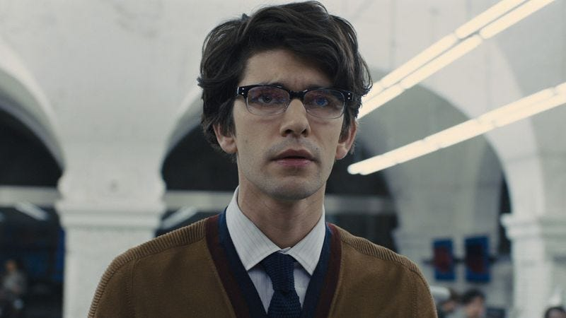 Illustration for article titled Skyfall's Ben Whishaw is the new Paddington, will hopefully be less scary