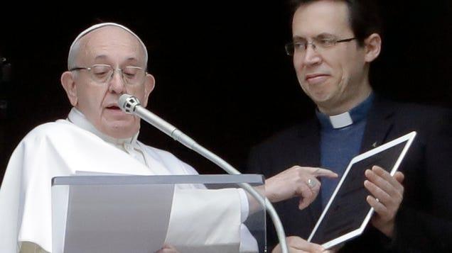 Pope Endorses App