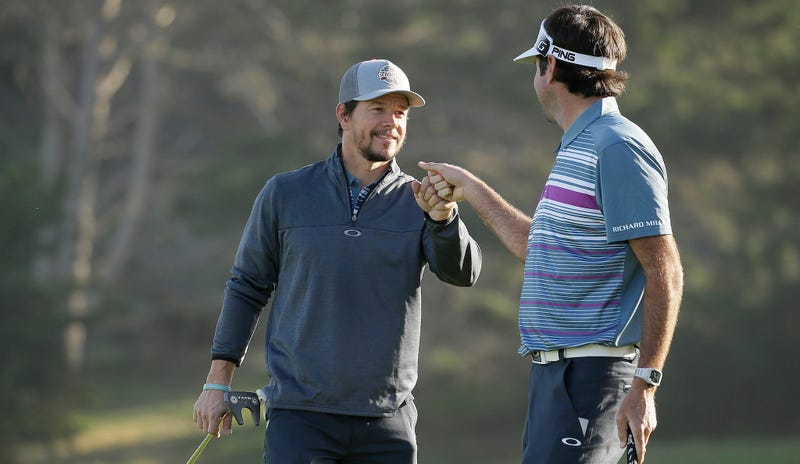 Illustration for article titled Mark Wahlberg From Ted 2 Misses A Hole-In-One At Pebble Beach By Inches