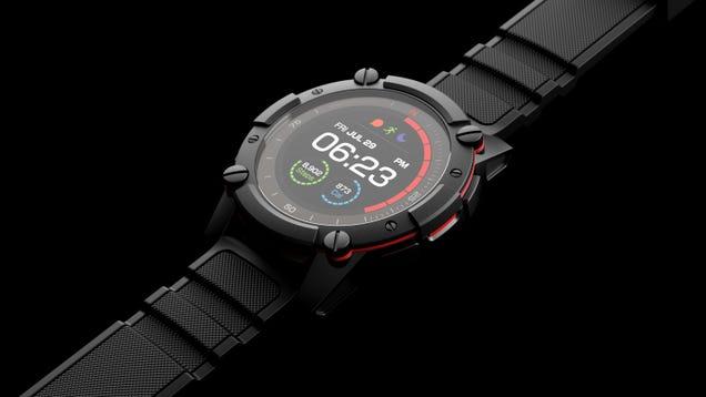 Matrix s Body Heat-Powered Watch Finally Adds Useful Smart Features