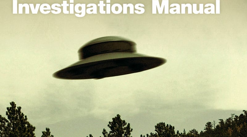 Illustration for article titled UFO Investigations Manual is a practical guide to close encounters