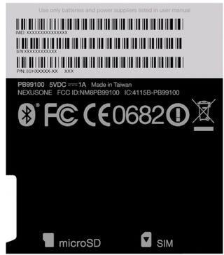Illustration for article titled Google Nexus One Phone Gets FCC Detailing
