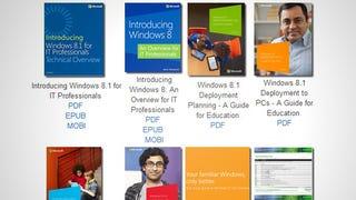 Download a Treasure Trove of 130 Free Ebooks from Microsoft