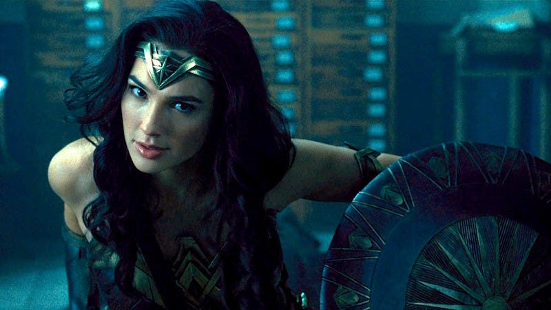 Gal Gadot interpreta a Wonder Woman en 2017.