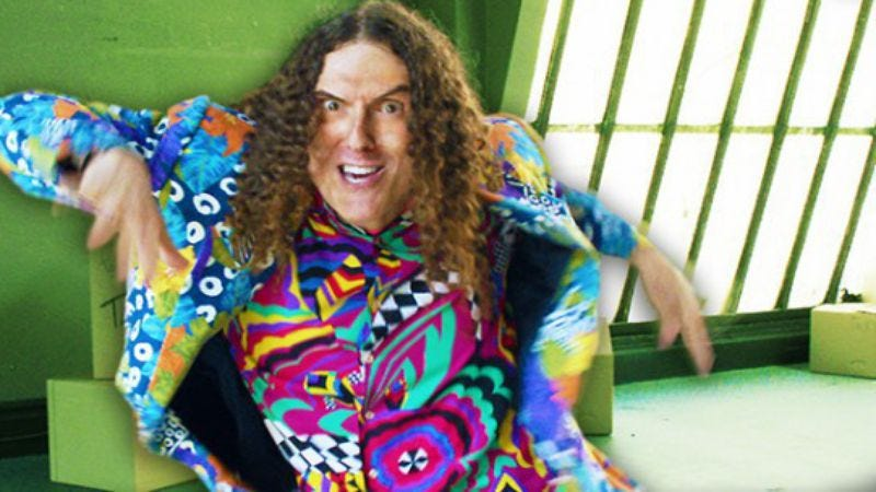 """Illustration for article titled Read This: All the """"Weird Al"""" you can handle (and more)"""