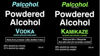 Illustration for article titled ​Powdered Alcohol: 3 Important Things You Should Know