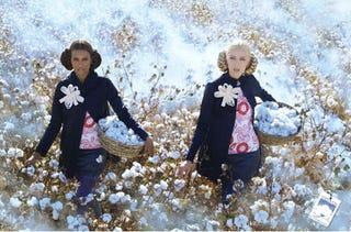 Illustration for article titled In Fashion: Romanticizin' Cotton Pickin'