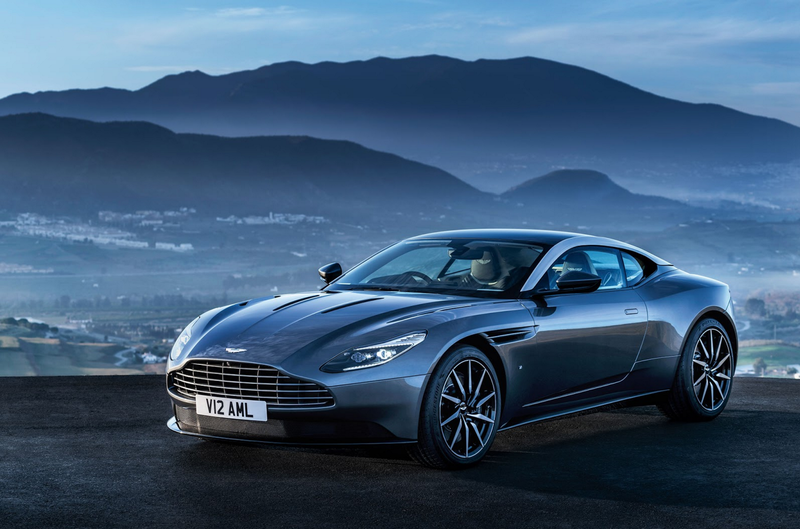Illustration for article titled 2017 Aston Martin DB11: This Is It