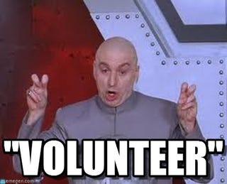 Illustration for article titled Mandatory Volunteering?
