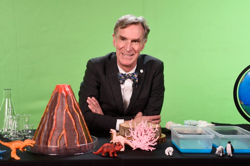 Bill Nye Sues Disney for $37 Million Over 'Science Guy'