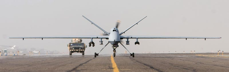 Illustration for article titled The Air Force Finally Realizes It Needs To Greatly Expand Its Drone Fleet, Not Reduce It