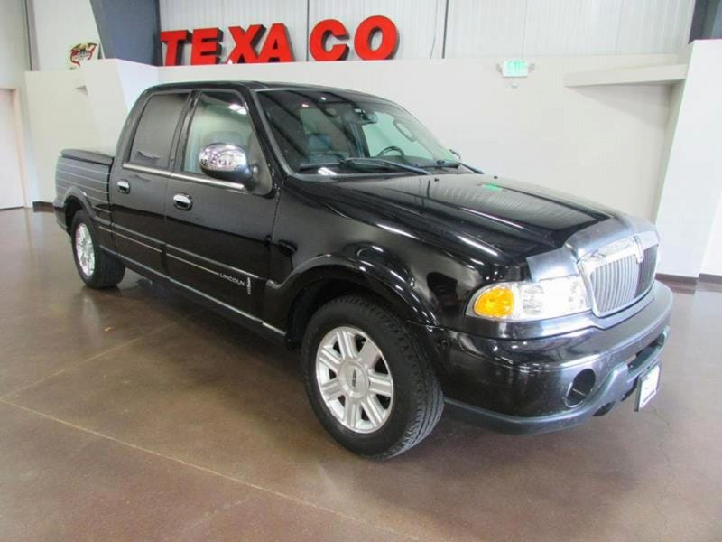 At 7 999 Could This 2002 Lincoln Blackwood Be The Best Deal In Form Over Function