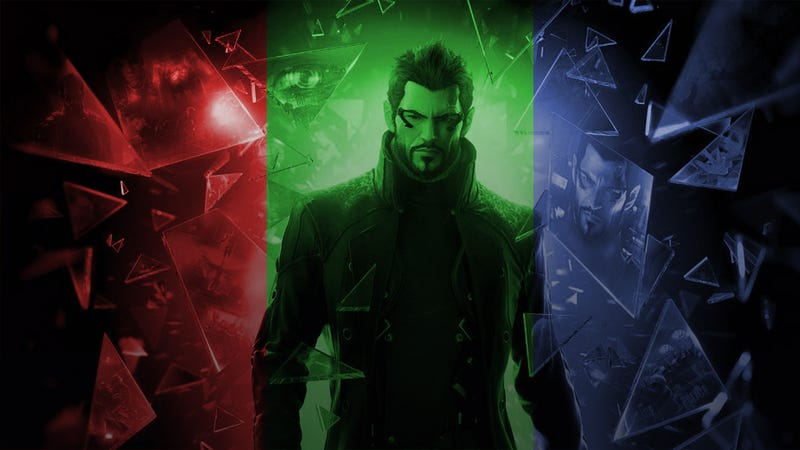 Illustration for article titled What Deus Ex: Human Revolution has in Common with Mass Effect 3
