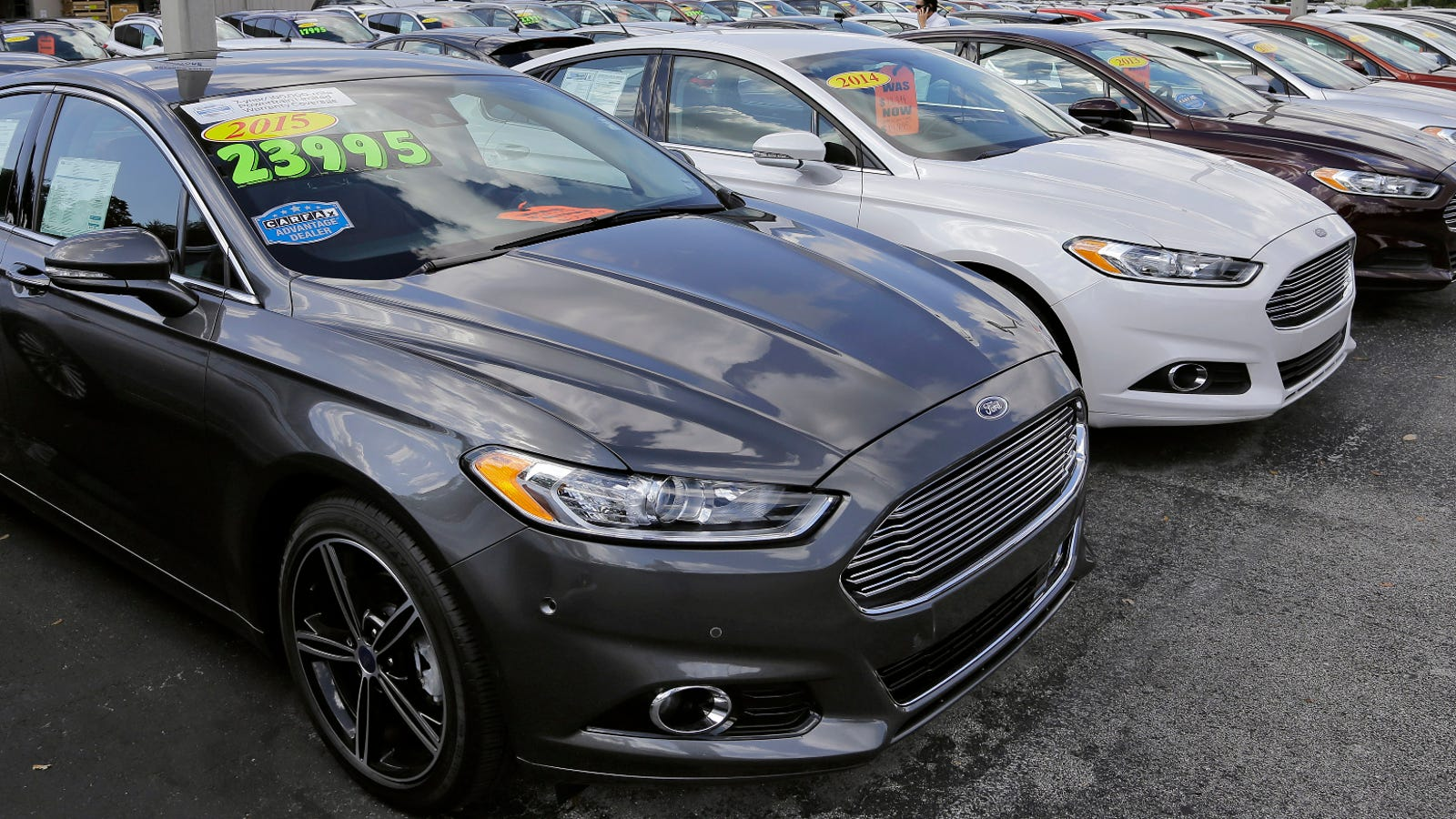 Cheap Used Cars Are Hard To Find Because So Few New Cars