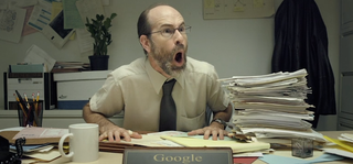 Illustration for article titled Imagining Google as a real person is still so embarrassingly hilarious