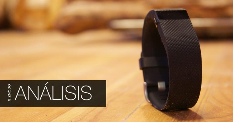Illustration for article titled Fitbit Charge HR, análisis: el mejor cuantificador que he probado nunca