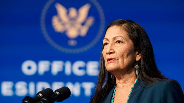 The Radical Possibility of Deb Haaland at the Department of Interior