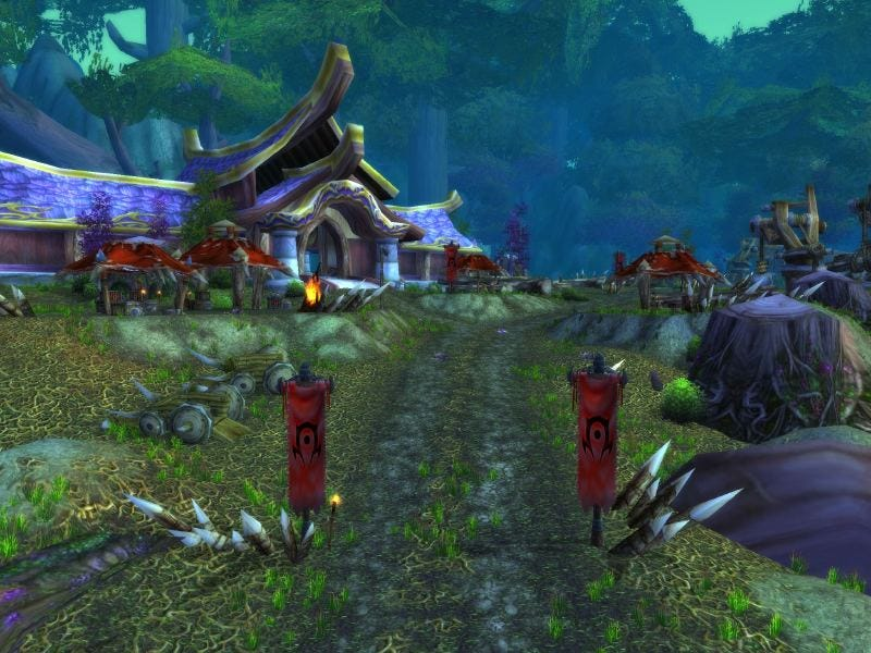 Illustration for article titled New Screenshots for World of Warcraft: Cataclysm