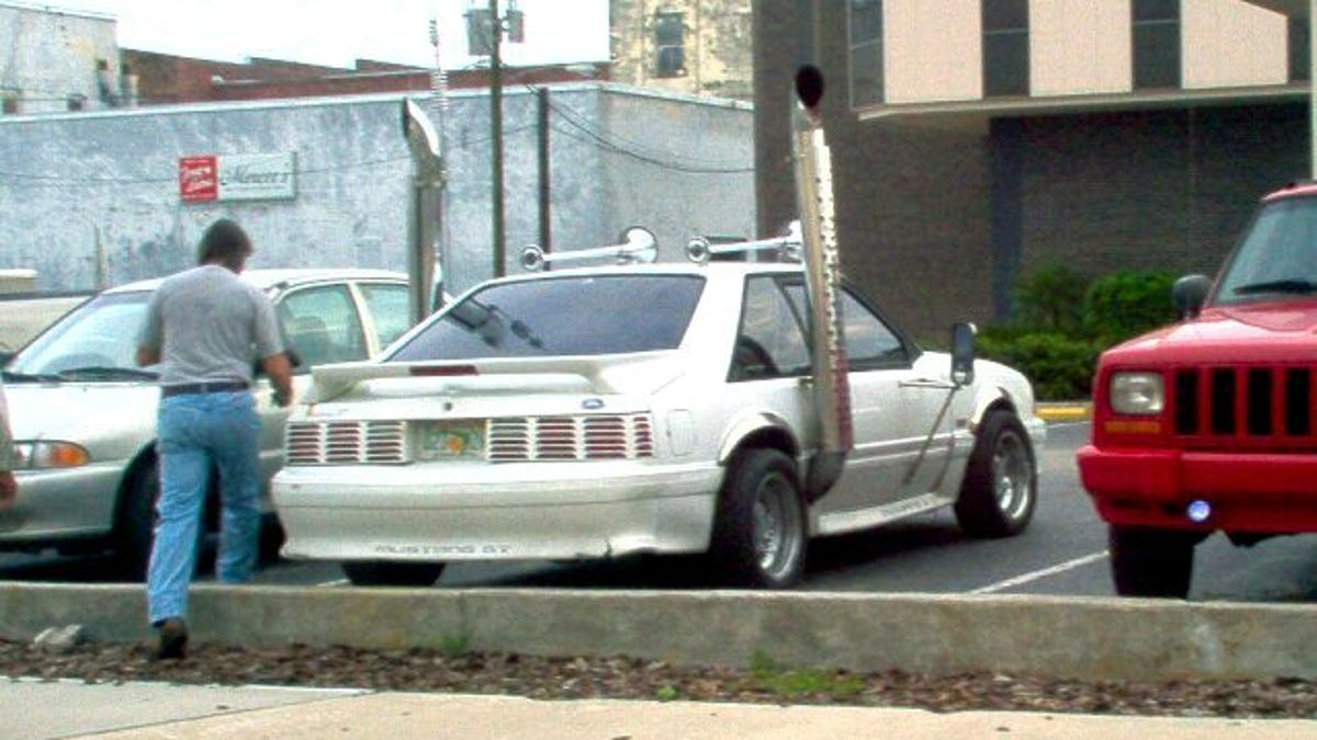 Ten White Trash Cars To Match Your Mullet