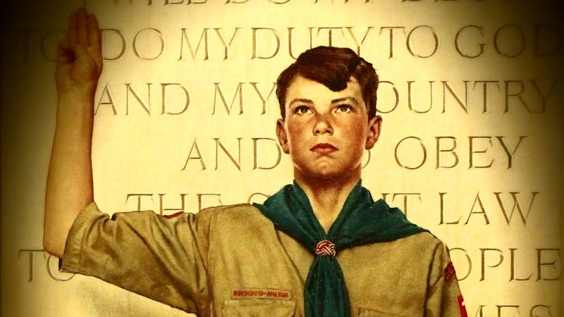 Illustration for article titled ​Boy Scouts: Gays Aren't Pedophiles, But We Still Won't Let Them Lead