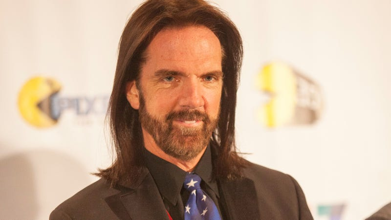 Billy Mitchell at the Pac-Man 35th Birthday Celebration, May 22, 2015, in Schaumburg, Ill. Photo: Barry Brecheisen/Invision/AP